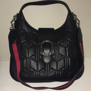 Brand new Gucci Dionysus Apollo leather bag!